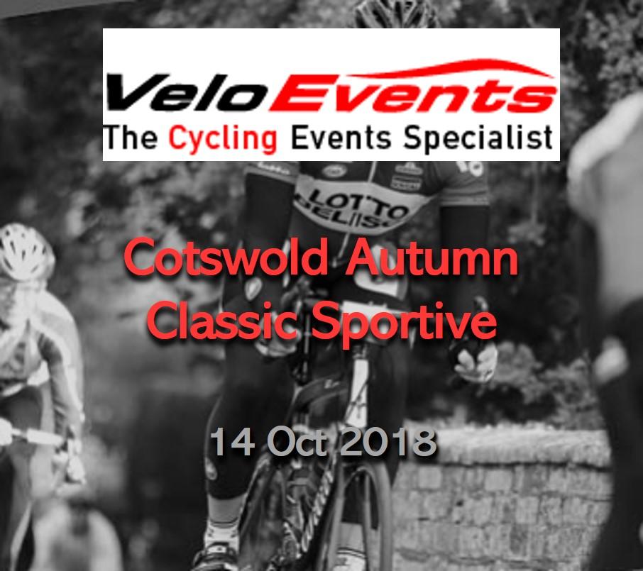 Cotswold Autumn Classic Sportive