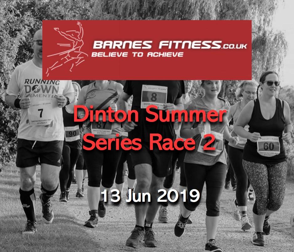 Dinton Summer Series Race 2