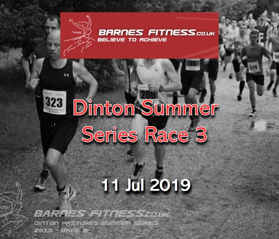 Dinton Summer Series Race 3