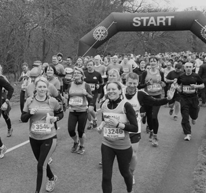 FOD Spring Trails Half Marathon