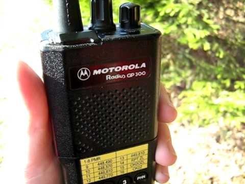 Motorola Handheld