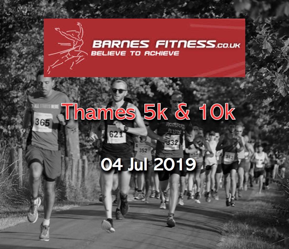 Thames 5k & 10k