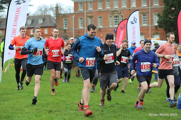Winter Woolly 10k