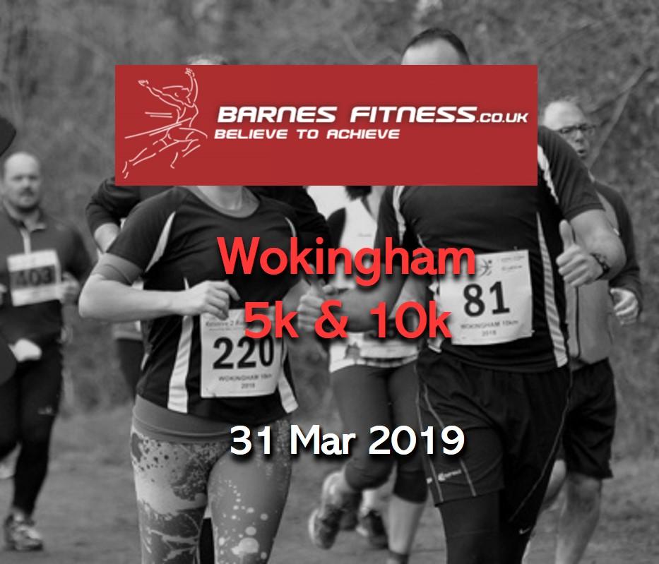 Wokingham 5k & 10k