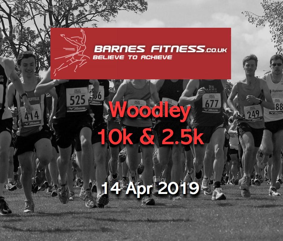 Woodley 10k 2.5k