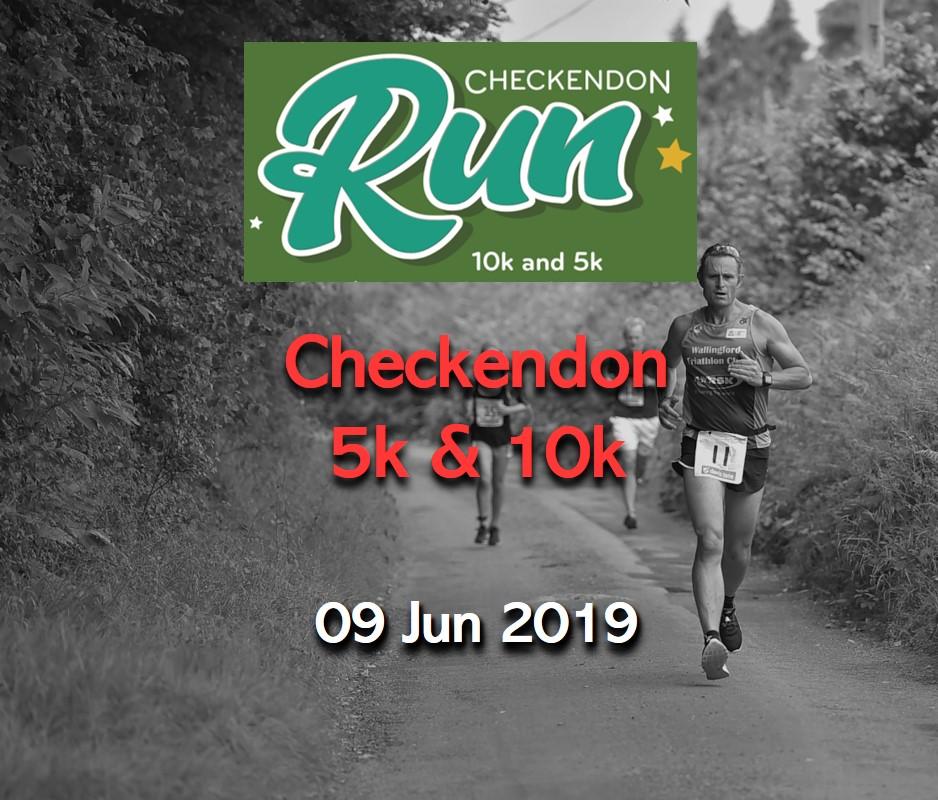 Checkendon 5k & 10k