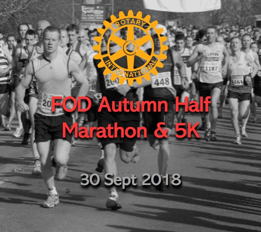 FOD Half Marathon & 5k