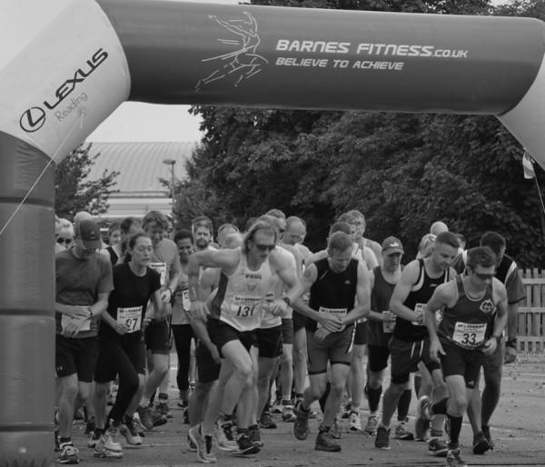 Harwell Half Marathon 2019