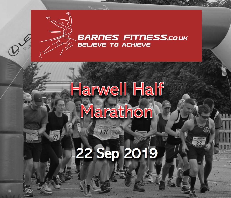 Harwell Half Marathon