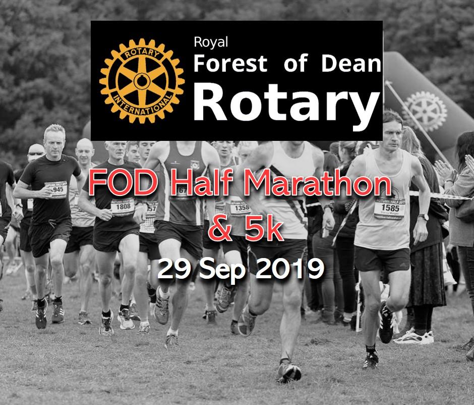 FOD Autumn Half Marathon & 5K
