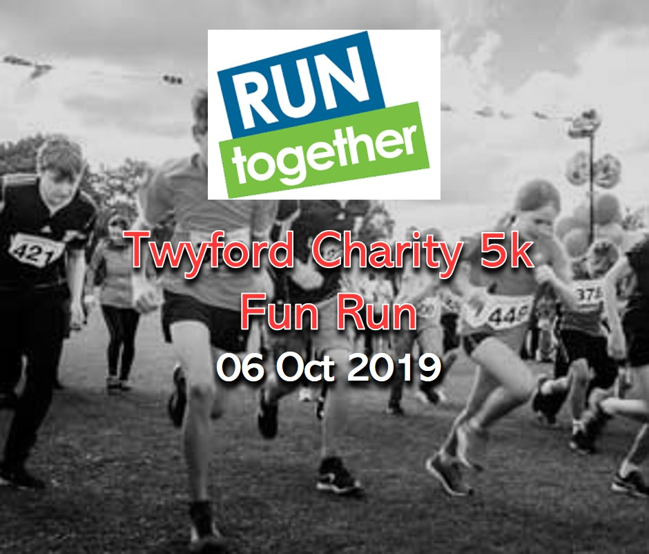 Twyford Charity Family Fun Run