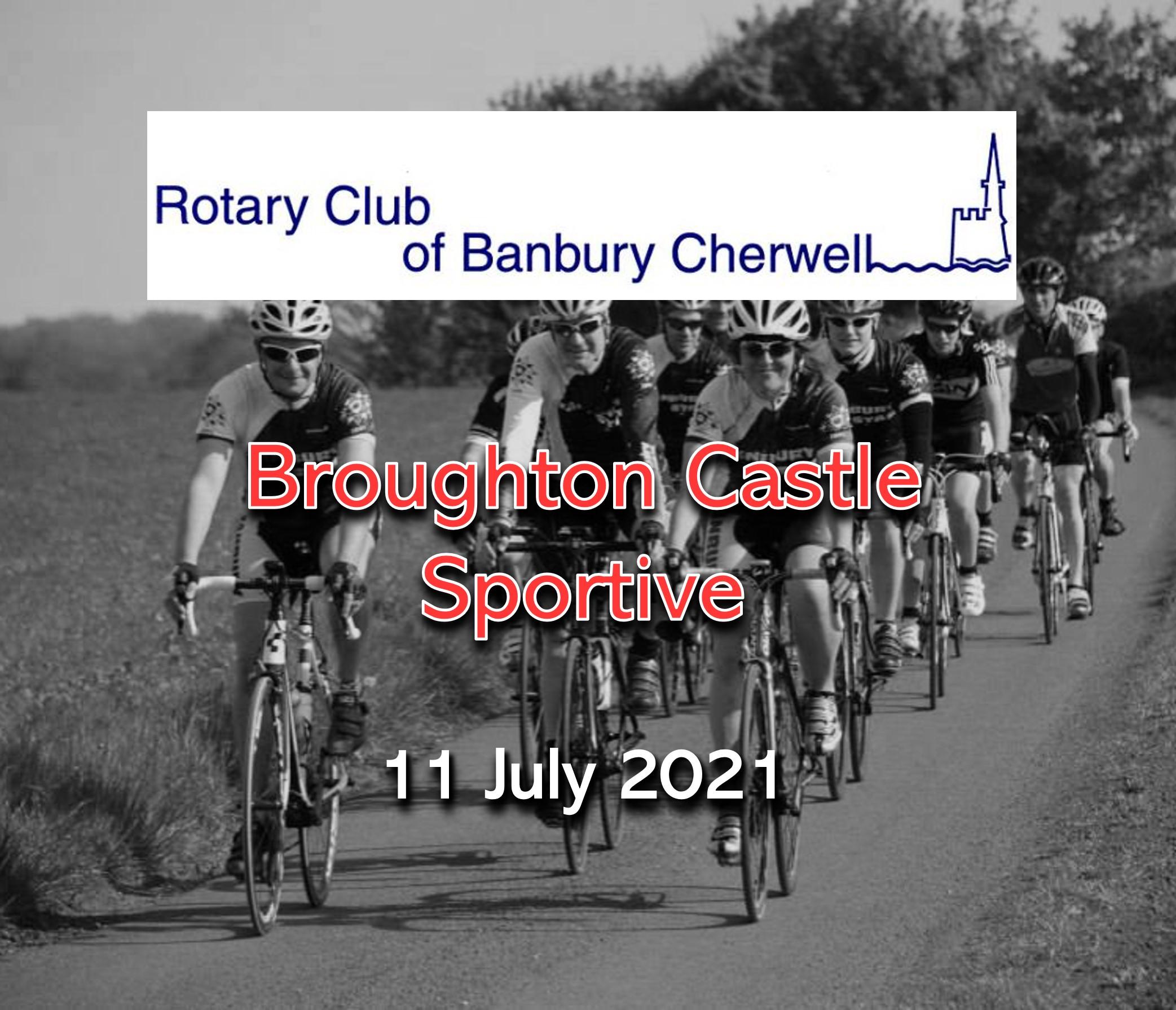 Broughton Castle Sportive