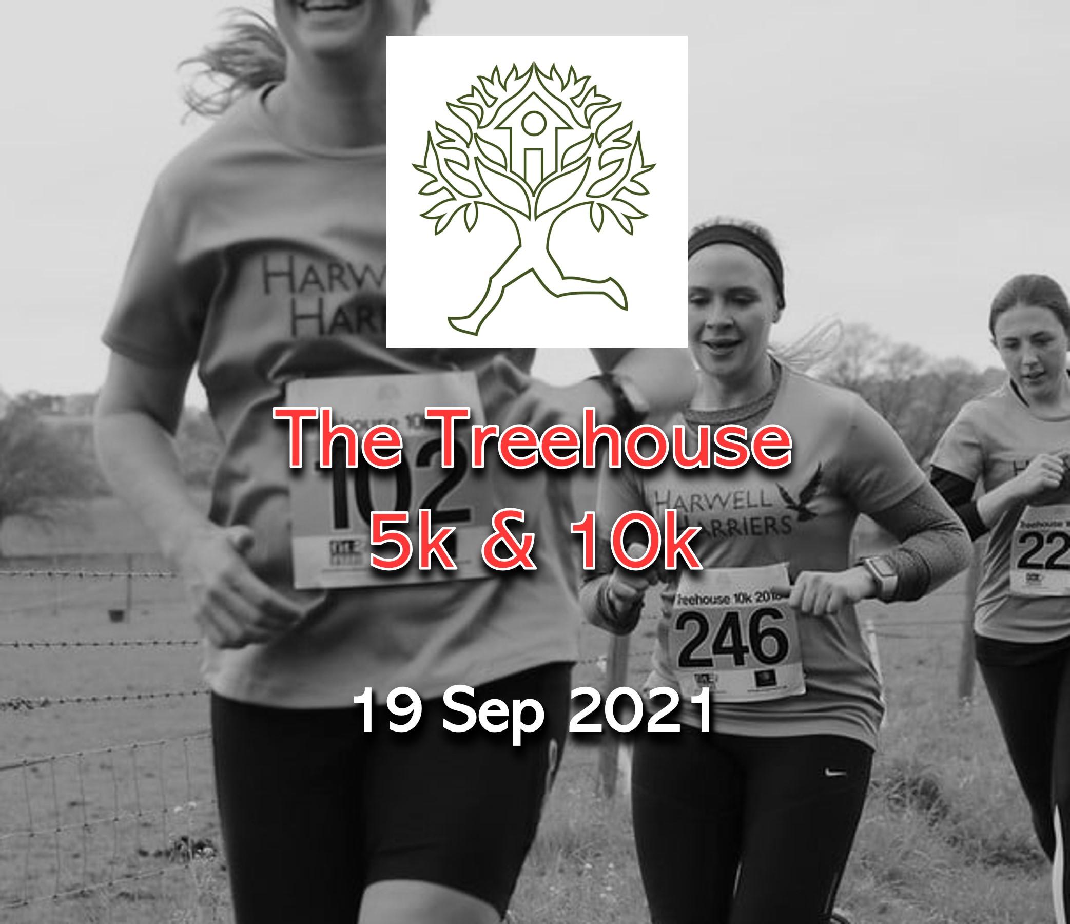 Treehouse 5k & 10k